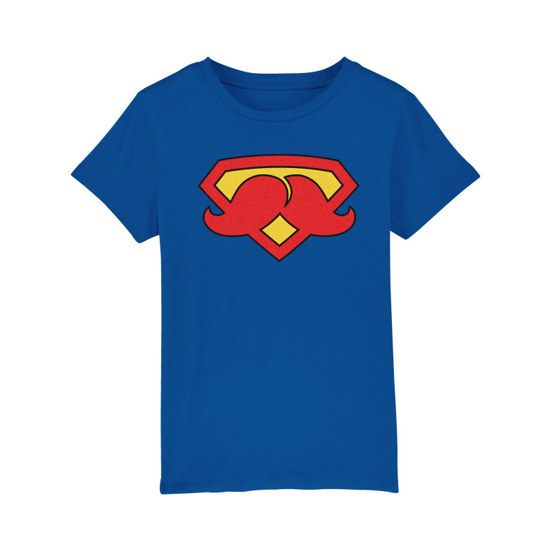 T-Shirt Supermoustache Enfant